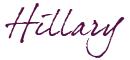 Logo - Hillary