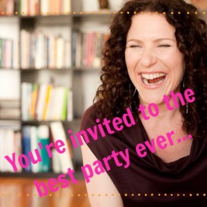 What if I told you that you were invited to the best party ever?