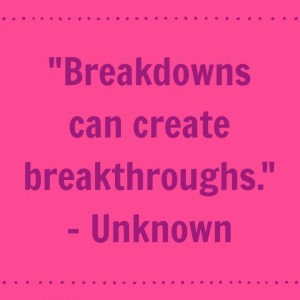 Are You Having a Breakdown or a Breakthrough? Or Both?