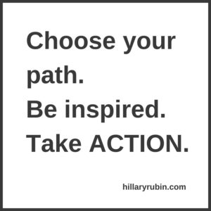 How to choose your path as a coach, be inspired, and take ACTION!
